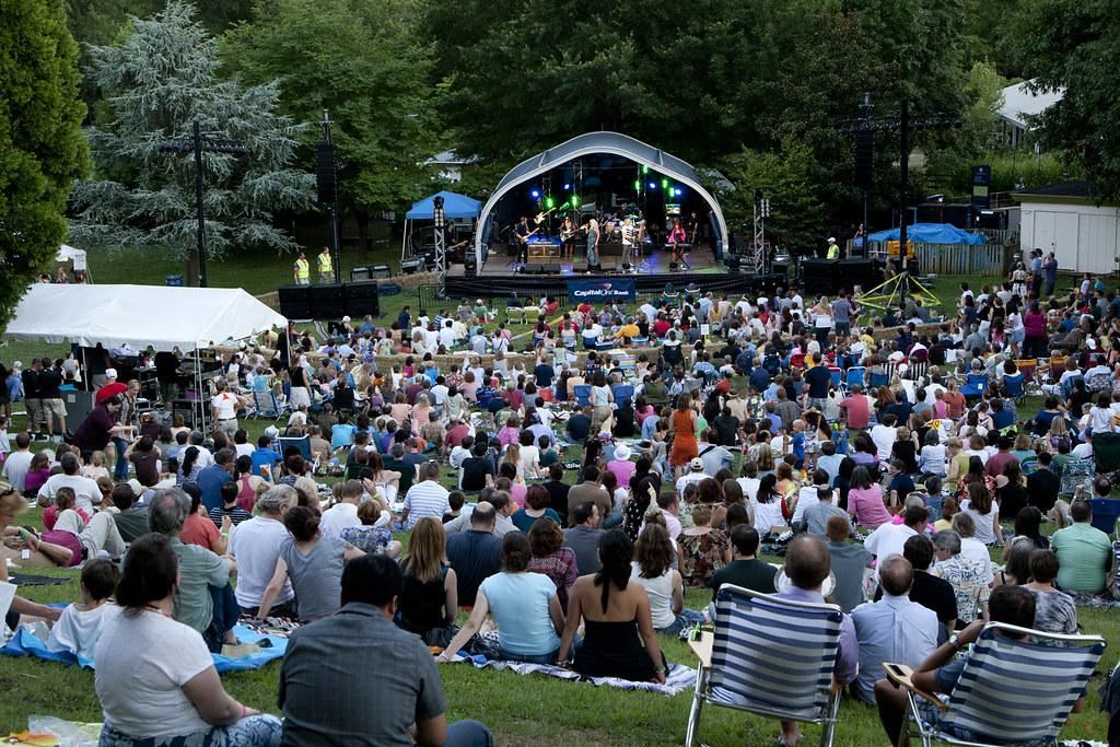 The B 52s Headline National Zoo S First Ever Outdoor Conce Flickr