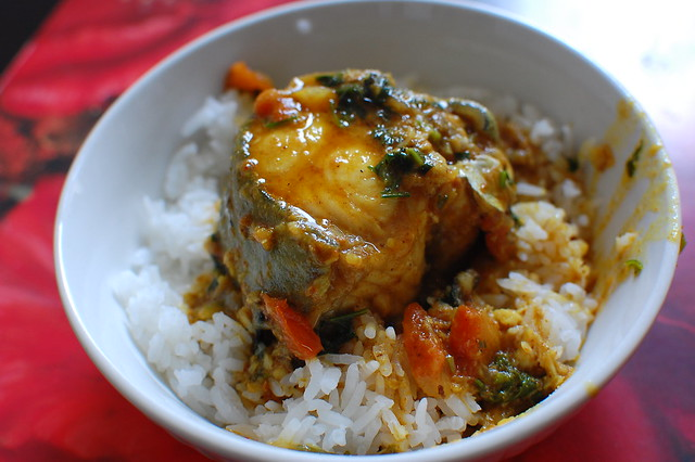 Tanzanian Curried Fish Recipe