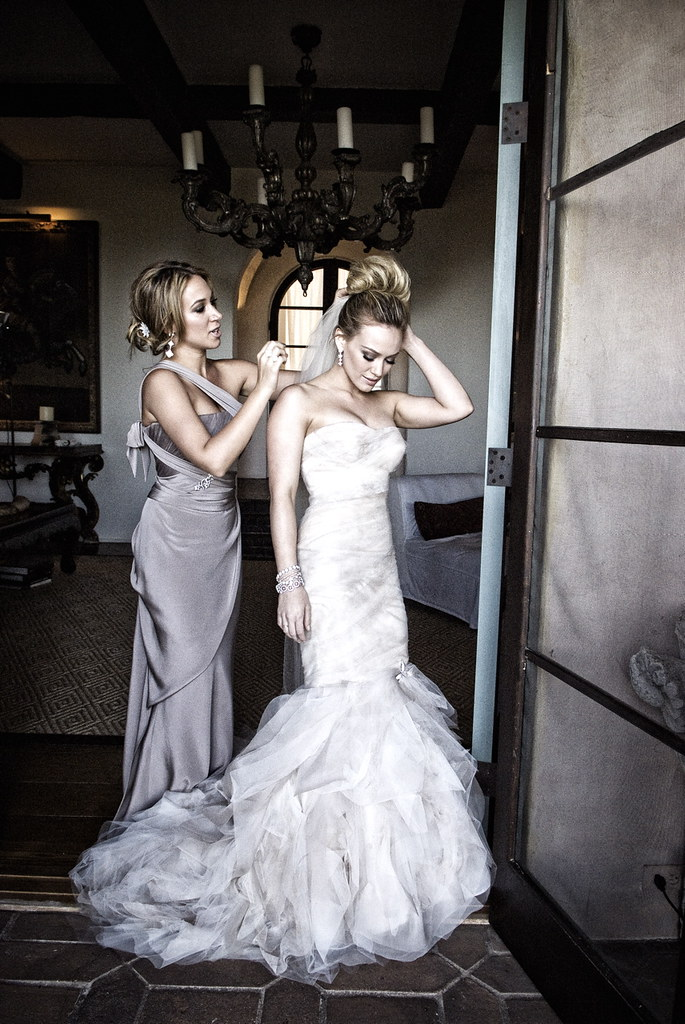 Hilary Duff & Mike Comrie\'s Wedding | Hilary Duff | Flickr