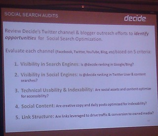 Search and Social: Olson Presentation | by Bruce Clay, Inc
