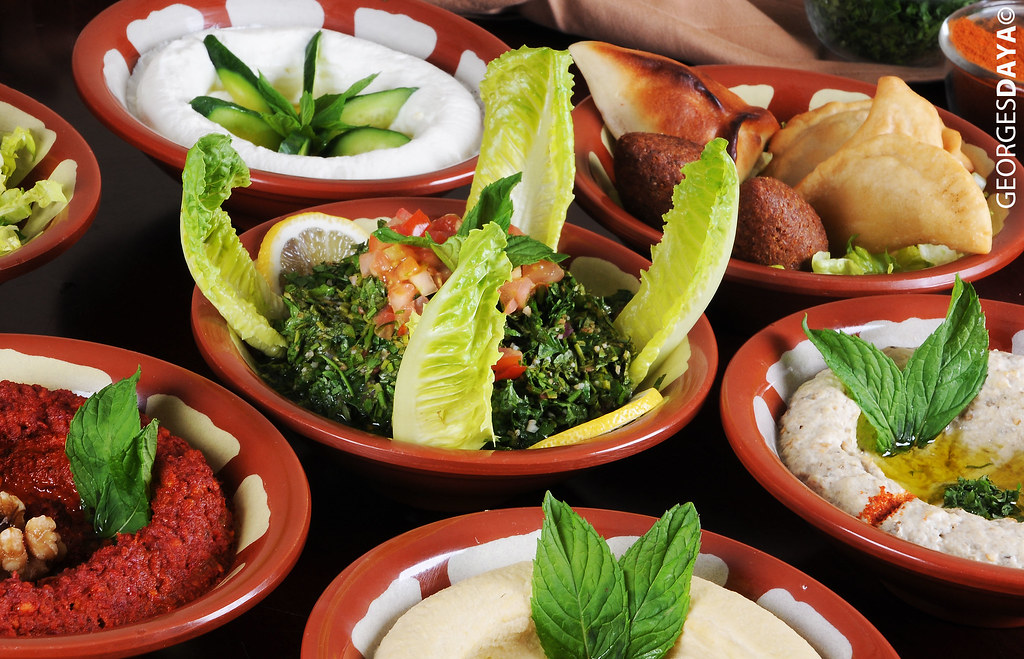 Traditional Lebanese Food Recipes
