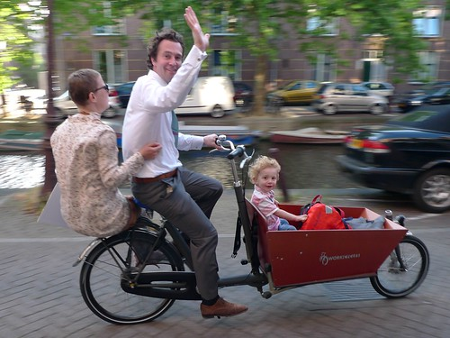 workcycles-bakfiets-lijnbaansgracht 2 | by Henry @ WorkCycles