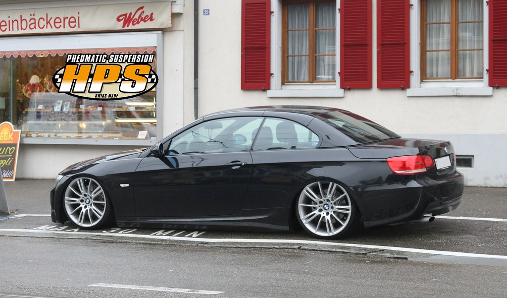 Bmw 3 E90 Cabrio Whit Hps Airride Suspension
