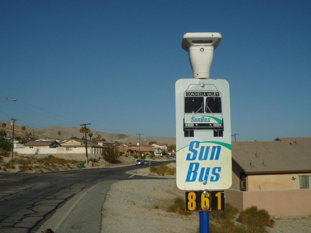 Sun Bus Stop | Desert Hot Springs, CA, USA | Thomas Galvez ...