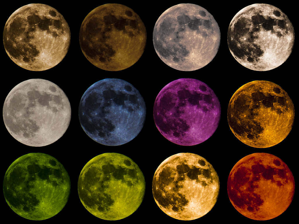 Full Moon For All Moods An Andy Warholl Quot Approach Quot To