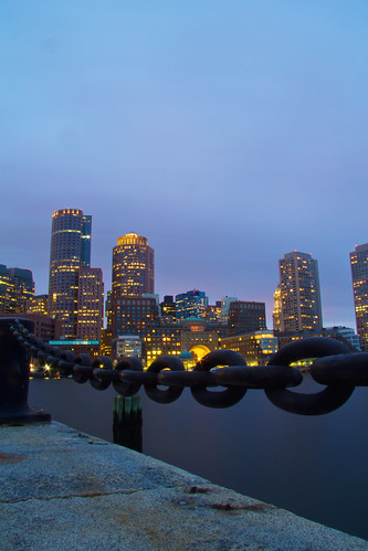 Boston Skyline | by BartWilliams