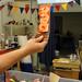 Steven Riddle studio visit - paper play