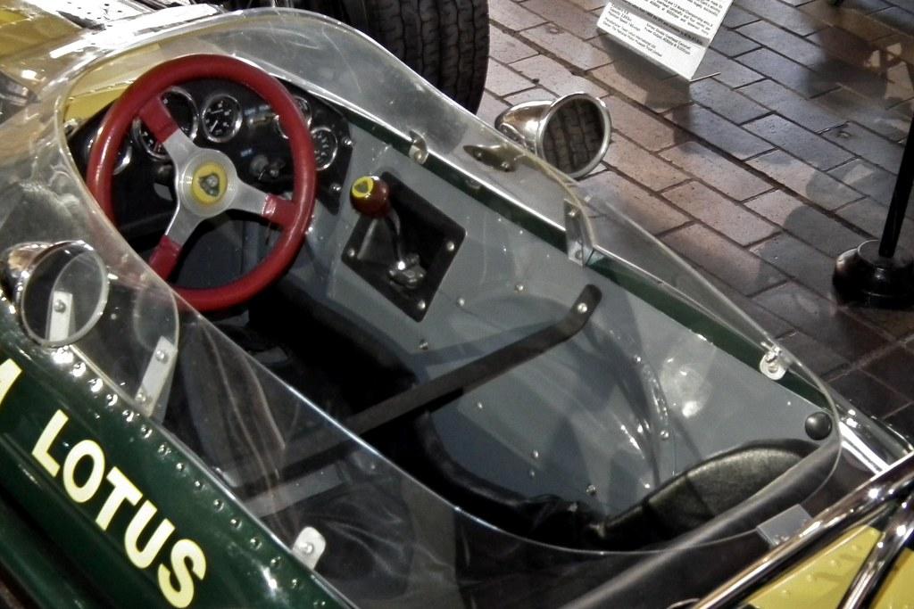 1967 Lotus 49 1967 Lotus 49 Number R3 Taken At The Nation Flickr