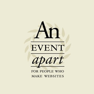 An Event Apart! | by Jeffrey