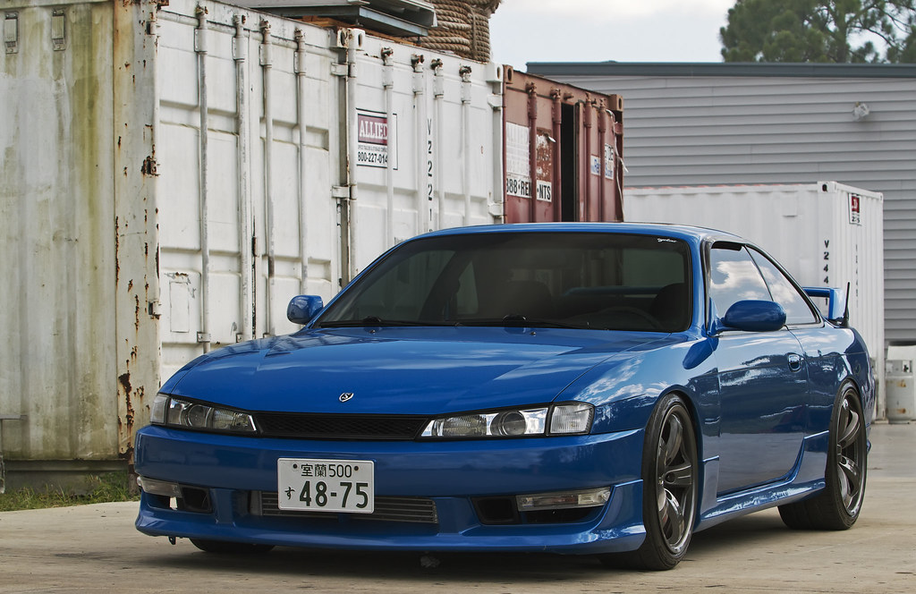 97 Nissan 240SX NEO