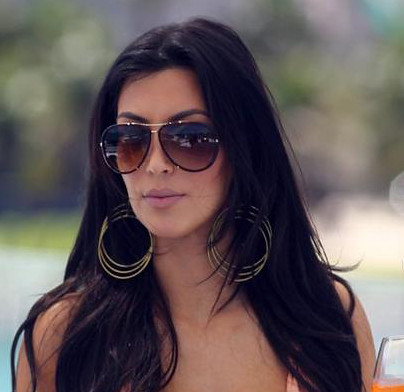 Kim Kardashian Tom Ford Sunglasses Brand:tom Ford Model