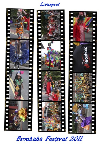Brouhaha filmstrip | by DianneB 2007.