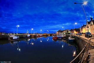The Harbour by fisheye | by SwaloPhoto