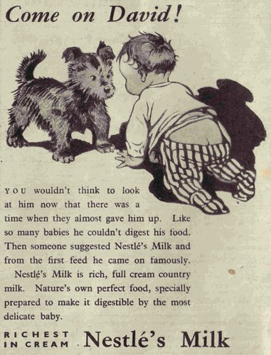 NESTLE'S MILK | by old school paul