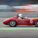 1955 Maserati 300S No.6 - 2011 Silverstone Classic (Explored)