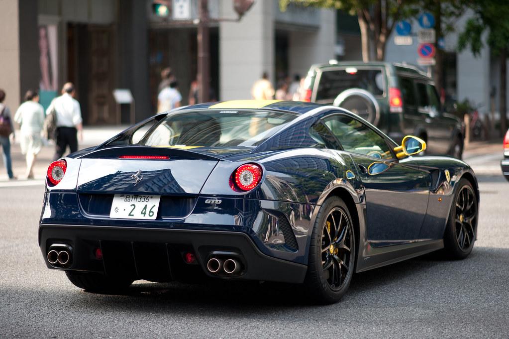 Ferrari 599GTO 2011/08/06 DSC_8694