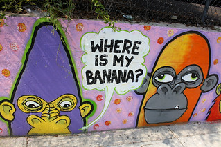 where is my banana? | by J Blough
