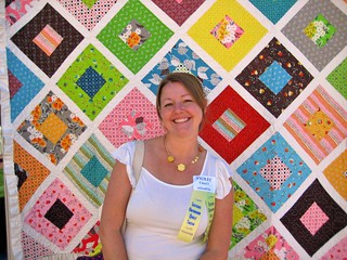 Sisters Outdoor Quilt Show & Portland Modern Quilt Guild | by Happy Zombie