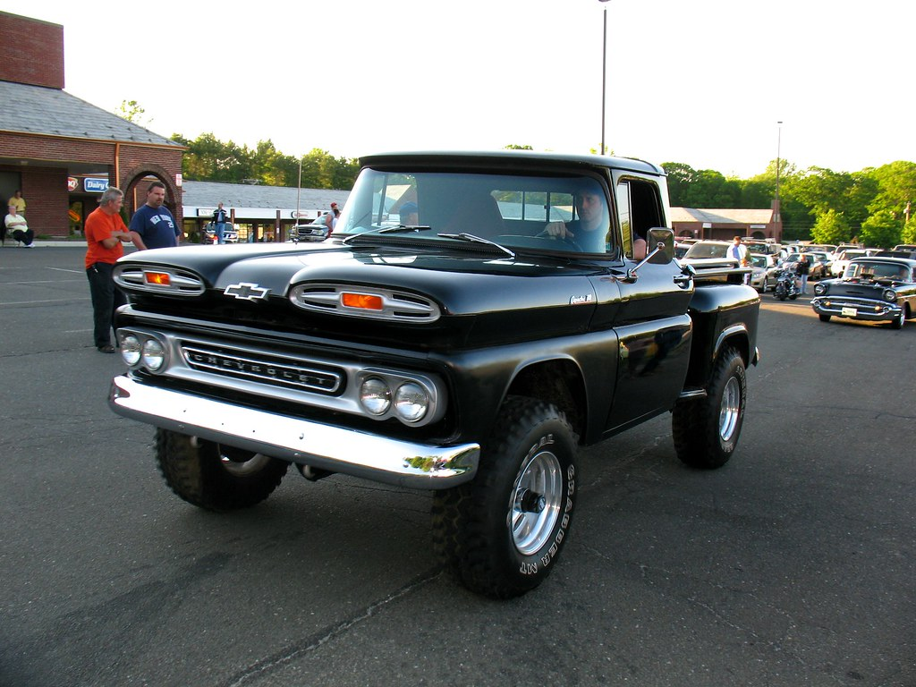 1961 Chevrolet Apache 10 pickup   Alex Nunez   Flickr