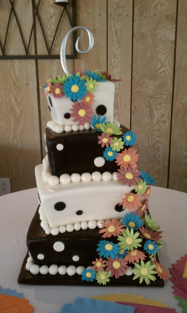 message on cake multi colored wedding cake multi colored wedding cake 5842