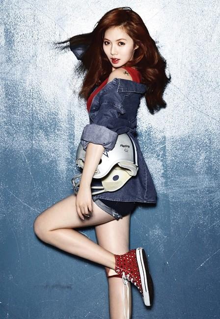 Hyuna-Bubble Pop :x | JenLei™ | Flickr  Hyuna-Bubble Po...
