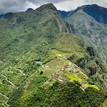 Machu Picchu desde Arriba