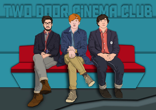 Two Door Cinema Club | by Mark Gilmour
