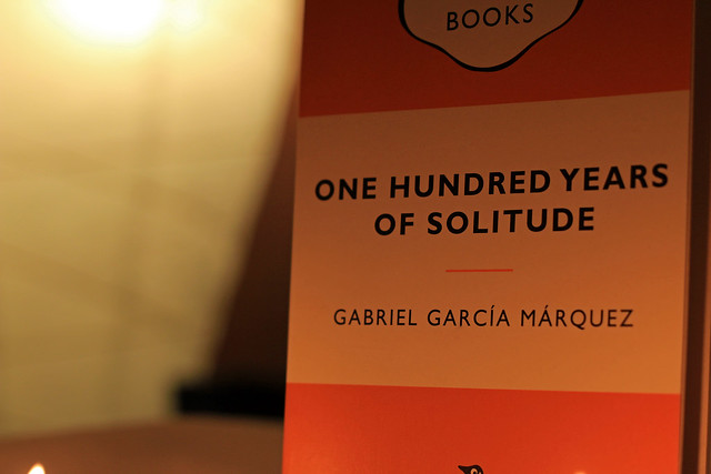essay hundred one solitude years