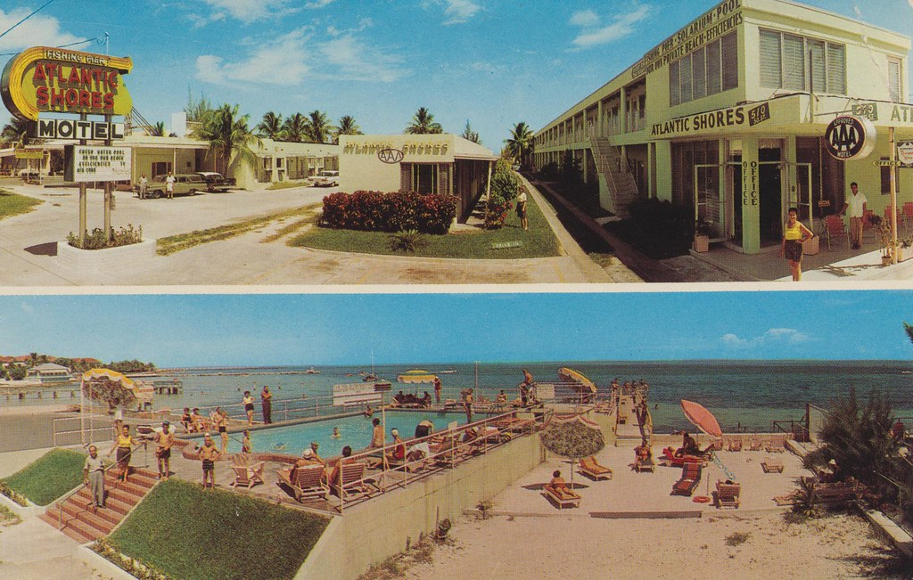 Atlantic Shores Motel - Key West, Florida