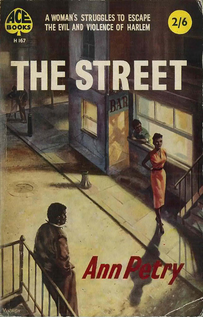 ann petrys the street essay
