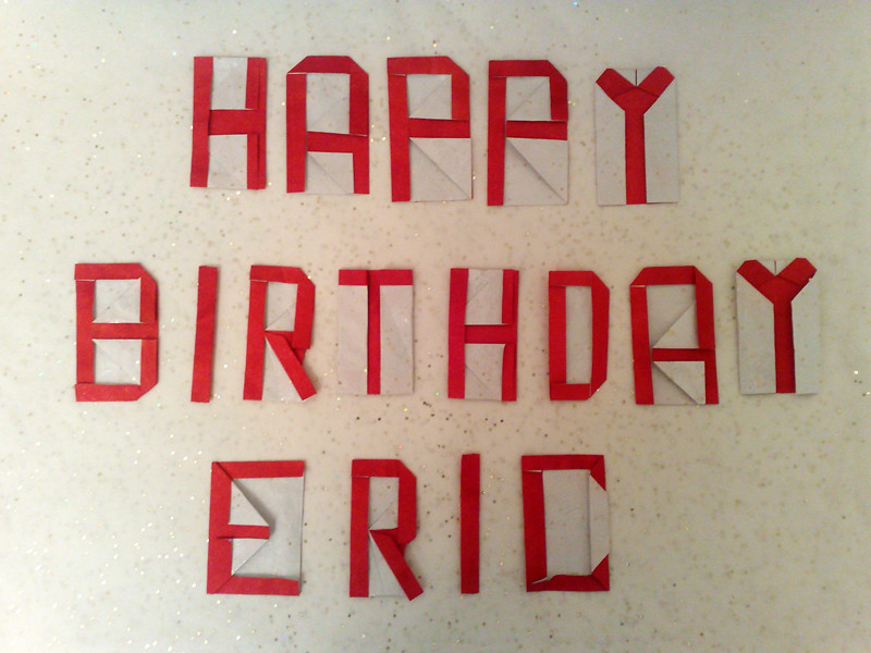 Happy Birthday Eric! | May your life be filled with sunshine ...