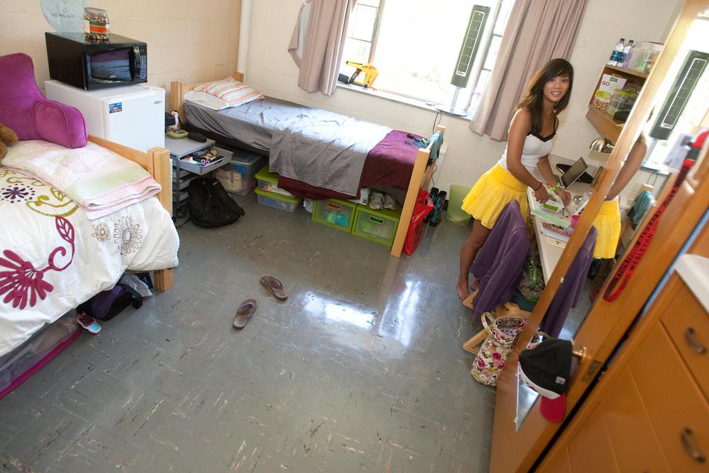 Wesleyan University Dorms