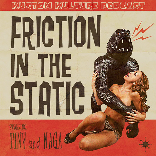 Friction In The Static Graphic | by TravisHaight