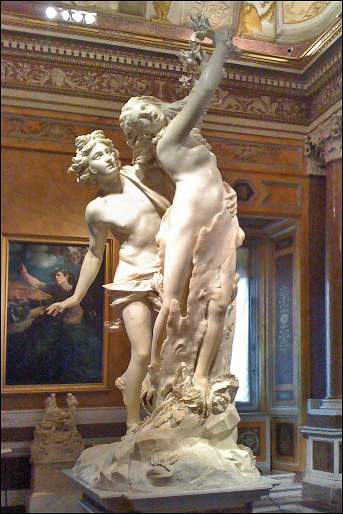 Super La Galerie Borghèse (Rome) | Apollon et Daphné 1622-1625 Le … | Flickr ZU42