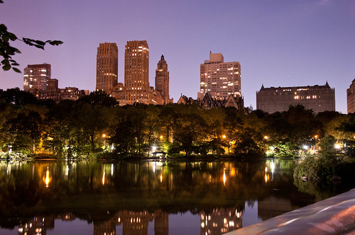 Central Park - from Bow Bridge 2 | by aloucha