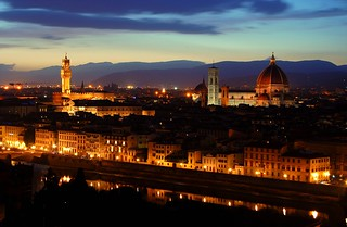 Florence at twilight | by mr.donb