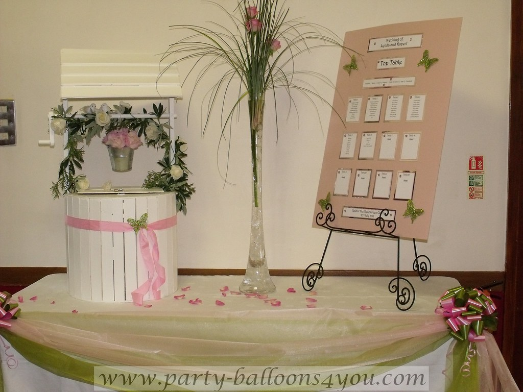 Pictures Of Wedding Gift Tables : Wedding gift table decorations Carollyn Magic Flickr