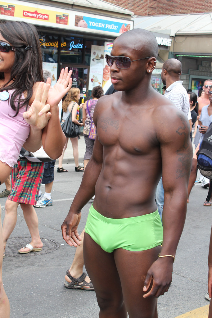 Black hot gay men