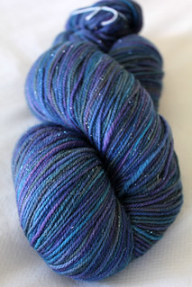 Dream in Color Starry- Deep Seaflower | by MisoCraftyKnits