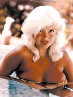 Jayne Mansfield, cleavage | John Irving | Flickr