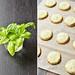 Basil Shortbread Cookies