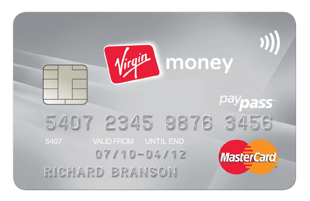 Virgin Credit Cards 13