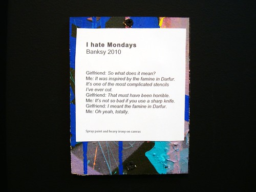I hate Mondays | by il'Felinofelice