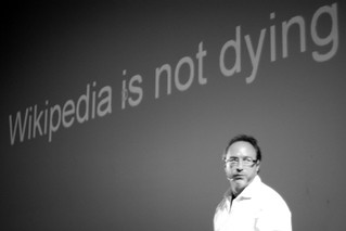 Wikipedia is not dying | by Niccolò Caranti