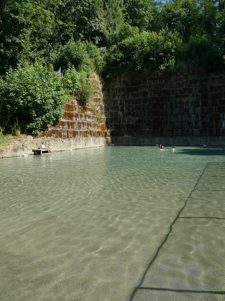 tenino washington quarry pool tom byrne flickr. Black Bedroom Furniture Sets. Home Design Ideas