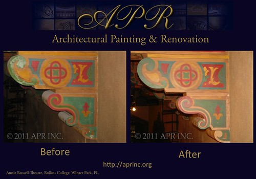 Annie_Russell_Before and After-24 | by Architectural Painting & Renovation Inc. (APR INC)