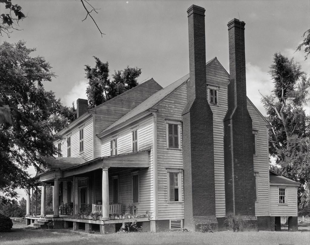 Samuel Henderson House Ashland 1938 Photo This Is Not