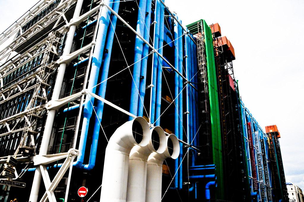 centre pompidou modern museum centre pomp flickr