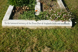 Broadwater and Worthing Cemetery grave of Richard Jefferies | by johnevigar