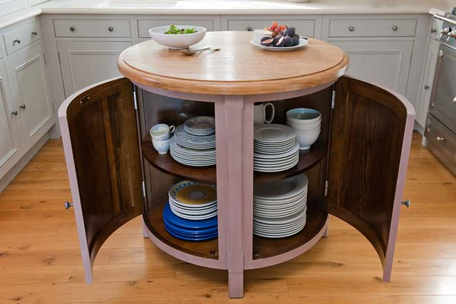 Movable Kitchen Islands Crate And Barrel